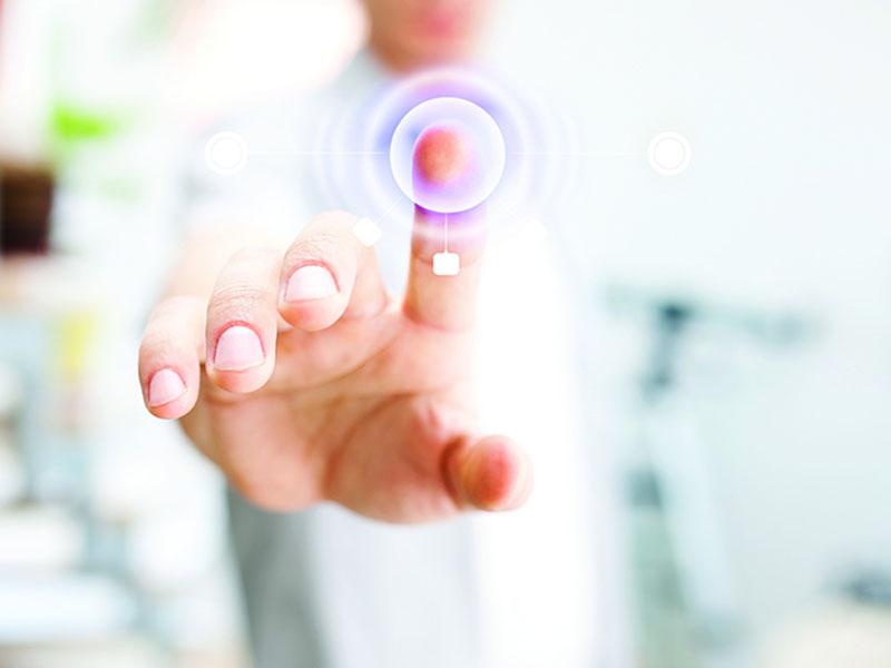 Entr Smart Biometria